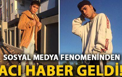 Ares Adını Kullanan 18 Yaşında ki Sosyal Medya Fenomeni Şehmuz Özdemir Hayatını Kaybetti!