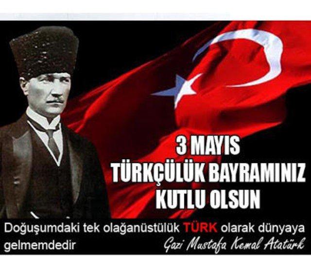 3 Mayıs Türkçülük Günü Anlam ve Önemi Nedir? İşte Türkçülük Bayramı Kutlama Mesajları
