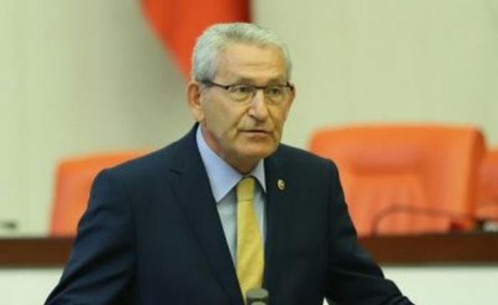 CHP Milletvekili Kazım Arslan