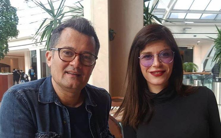 Cengiz Semercioğlu ve Berna Bayık Semercioğlu