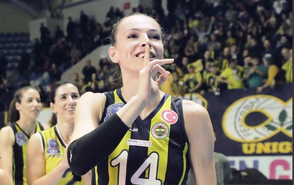 Eda Erdem Dündar, Fenerbahçe Kadın Voleybol Takımı