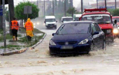 AKOM'dan İstanbullulara Şiddetli Yağış Uyarısı: Araçlarınızla Dışarıya Çıkmayın…!