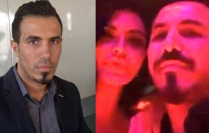 Palalı Saldırgan Sabri Çelebi, Dubai'de Gece Hayatında!