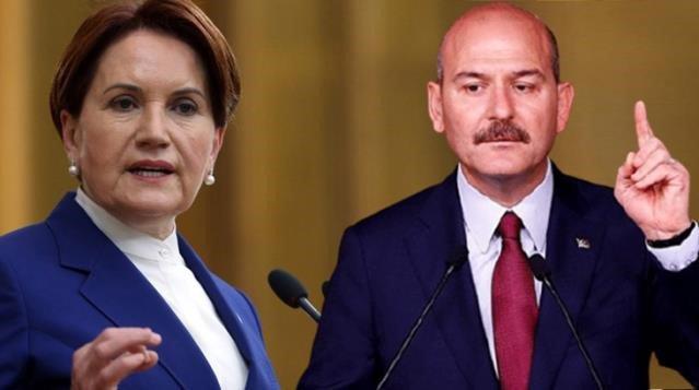Bakan Soylu Meral Akşener'e Stajer İçişleri Bakanı Dedi İşte O Sözleri