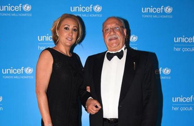 Avukat Hüseyin Rahmi Özkan ve Eşi Güzin Özkan