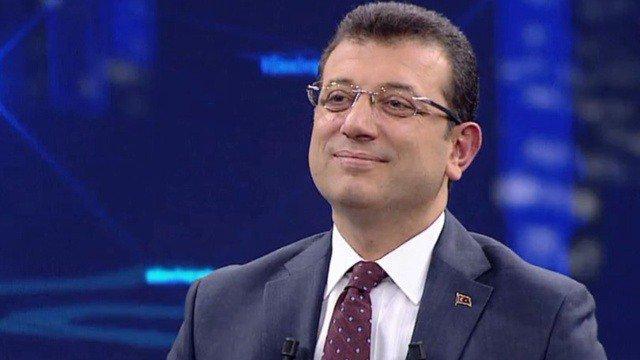 Ekrem İmamoğlu CNN Türk'ü Boykot Kararına Destek Verdi!
