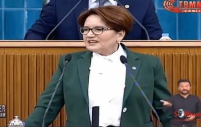 Akşener: Grup Tolantısında Belediye Başkan Adaylarını Açıkladı