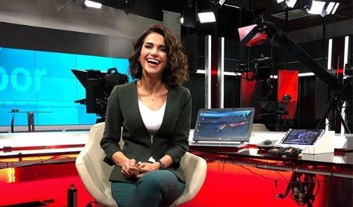CNN Türk Sunucusu Semiha Şahin