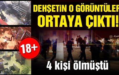 Malatya'da 4 Kişinin Öldüğü Silahlı Kavganın Görüntüleri Ortaya Çıktı…!