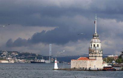 Meteoroloji'den İstanbul İçin Yağış Uyarısı…Yağış Başladı…!